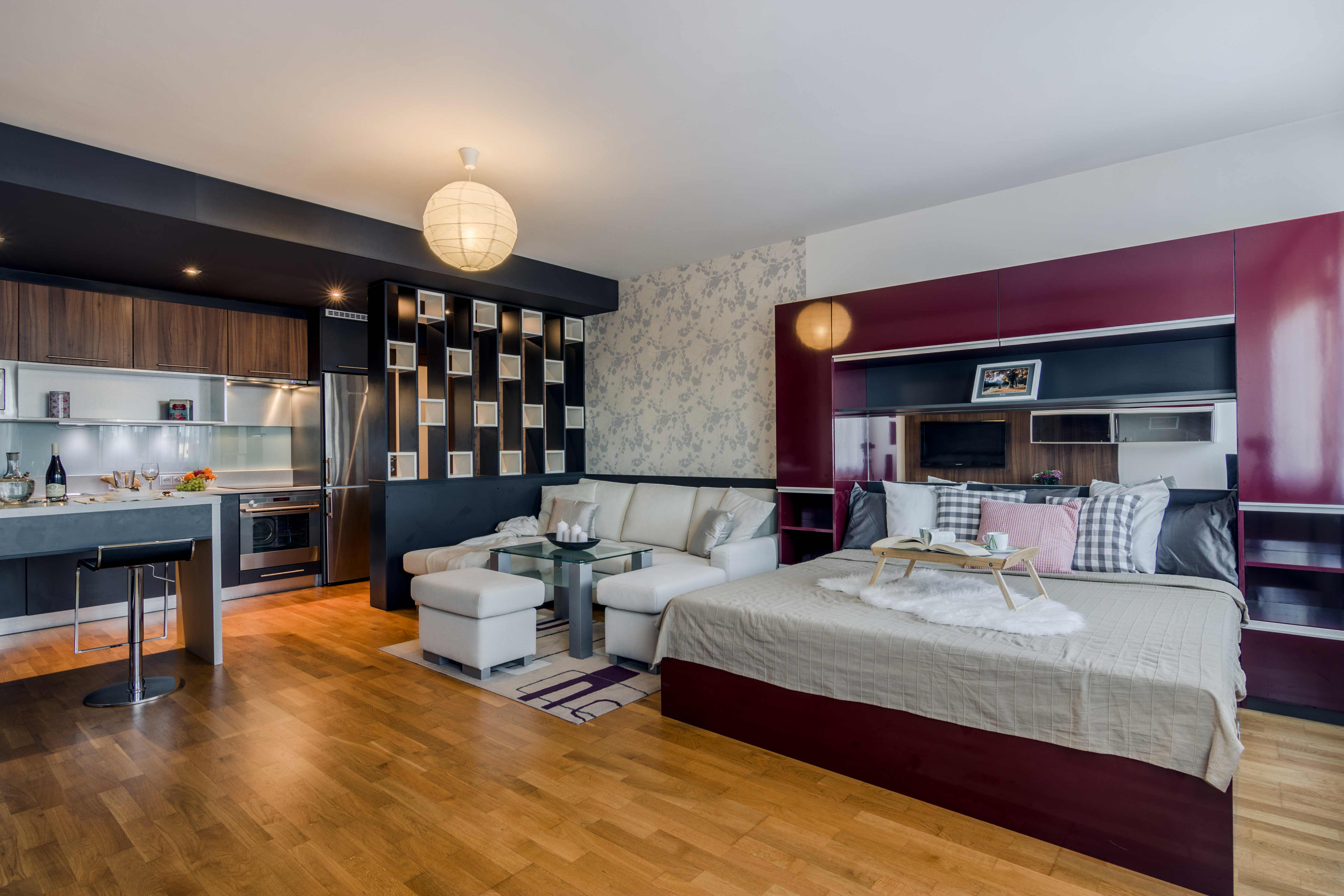 Prodej bytu zajišťoval Michal Souček, realitní makléř QARA