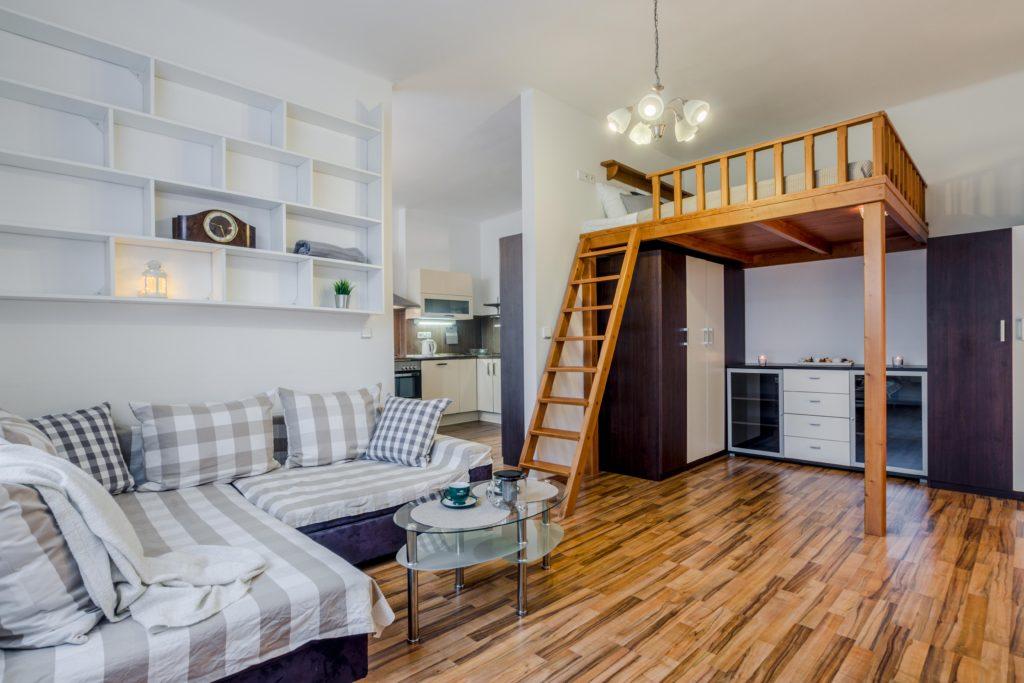 Pronájem bytu na Vinohradech - Michal Souček