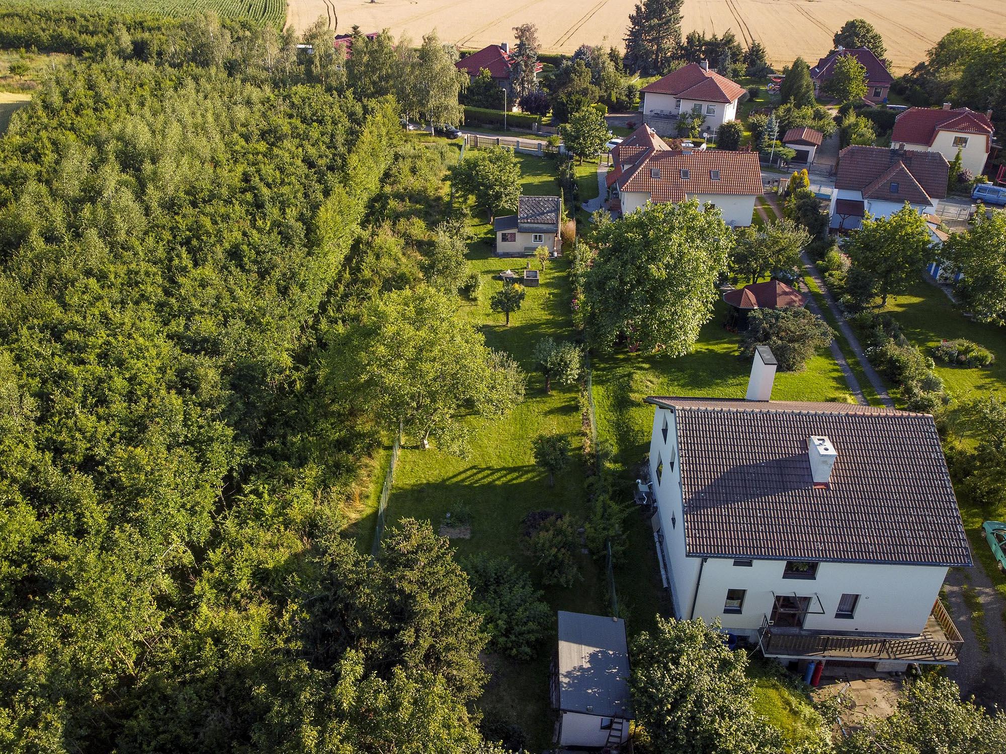 Pozemek pro stavbu RD - Újezd nad Lesy