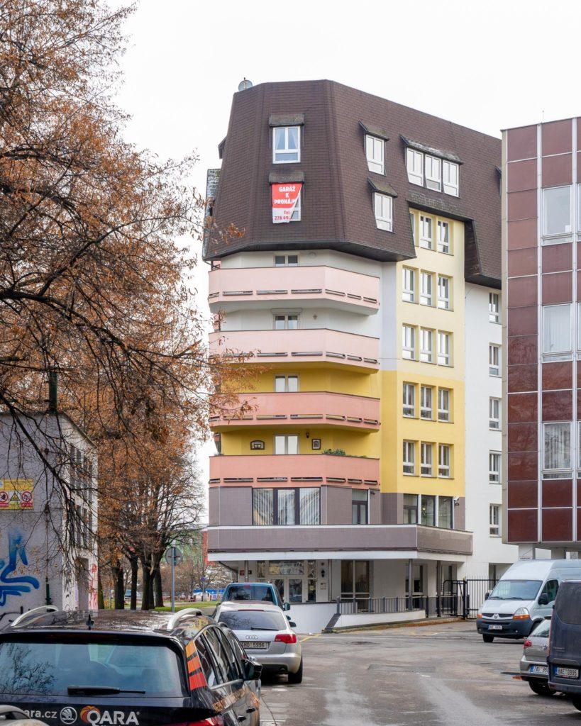 NA PRODEJ 5+kk - Vršovice - Michal Souček QARA